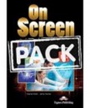 Εικόνα της ON SCREEN B2 REVISED STUDENT'S PACK 1 (S'S, Writing book, iebook, WB & Grammar, Companion,  FCE FOR S