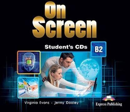 Εικόνα της ON SCREEN B2 STUDENT'S CD's (SET OF 2) INTERNATIONAL REVISED