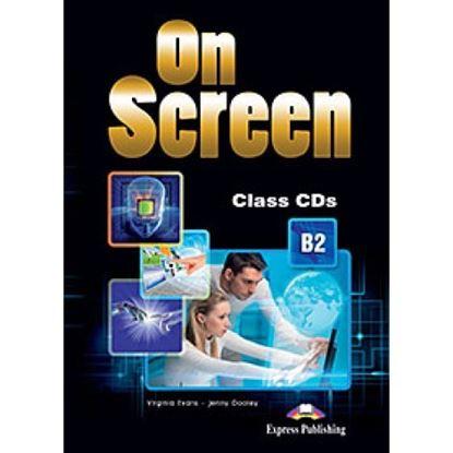 Εικόνα της ON SCREEN B2 CLASS CD's (SET OF 3) INTERNATIONAL REVISED