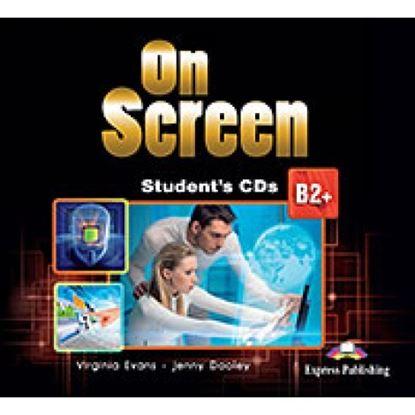 Εικόνα της ON SCREEN B2+ STUDENT'S CD's (SET OF 2) INTERNATIONAL REVISED
