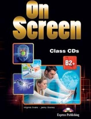Εικόνα της ON SCREEN B2+ CLASS CD's (SET OF 4) INTERNATIONAL REVISED