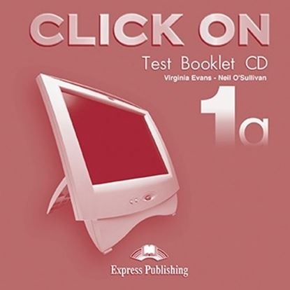 Εικόνα της CLICK ON 1a TEST BOOKLET CD-ROM