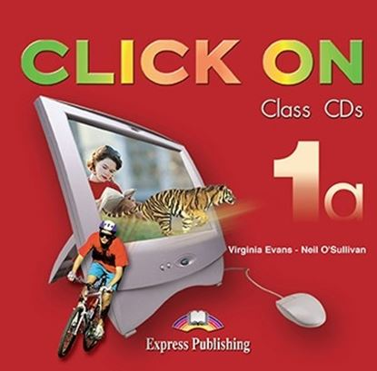 Εικόνα της CLICK ON 1a CLASS CDs (SET OF 2)