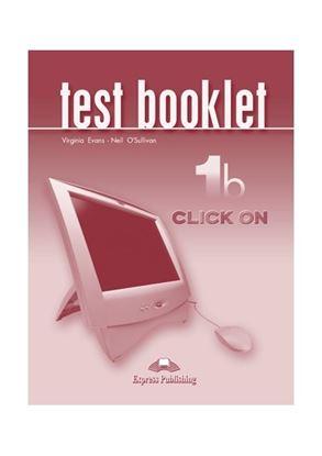 Εικόνα της CLICK ON 1b TEST BOOKLET