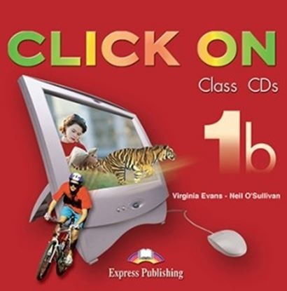 Εικόνα της CLICK ON 1b CLASS CDs (SET OF 2)