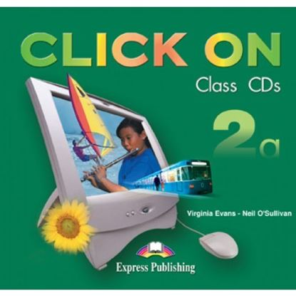 Εικόνα της CLICK ON 2a CLASS CDs (SET OF 2)