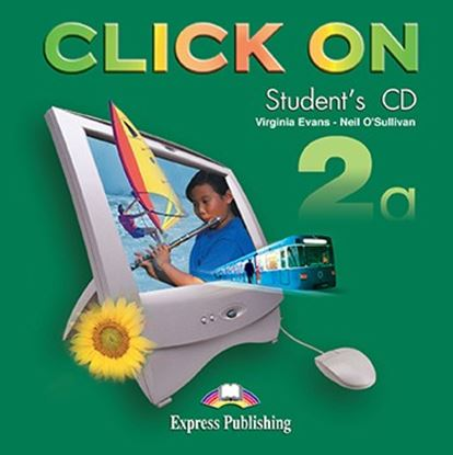 Εικόνα της CLICK ON 2a STUDENT'S CD