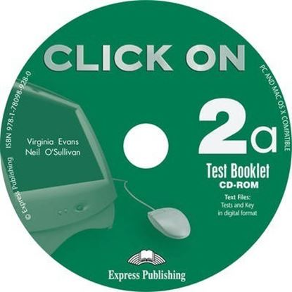 Εικόνα της CLICK ON 2a TEST BOOKLET CD-ROM