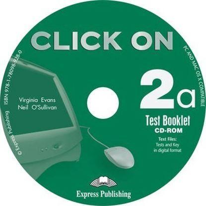 Εικόνα της CLICK ON 2a TEST BOOKLET CD-ROM