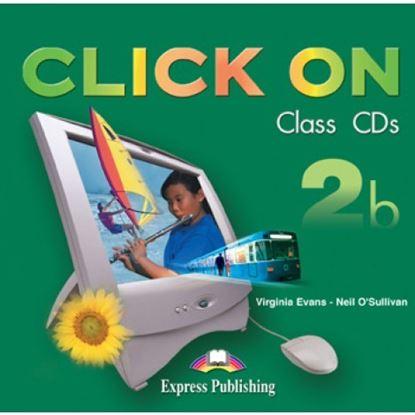Εικόνα της CLICK ON 2b CLASS CDs (SET OF 2)