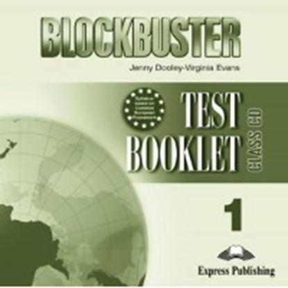 Εικόνα της BLOCKBUSTER 1 TEST BOOKLET LISTENING TASKS CLASS CD