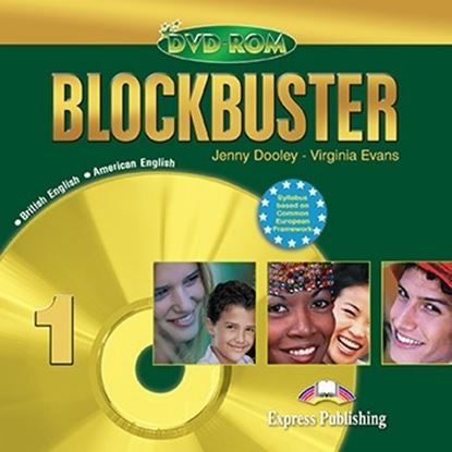 Εικόνα της BLOCKBUSTER 1 DVD-ROM (BRITISH ENGLISH-AMERICAN-ENGLISH)
