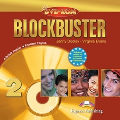 Εικόνα της BLOCKBUSTER 2 DVD-ROM (BRITISH ENGLISH -AMERICAN-ENGLISH)