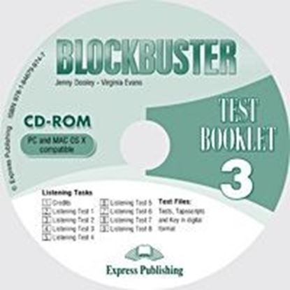 Εικόνα της BLOCKBUSTER 3 TEST BOOKLET CD-ROM
