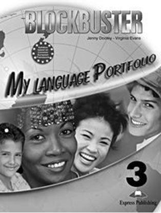 Εικόνα της BLOCKBUSTER 3 MY LANGUAGE PORTFOLIO