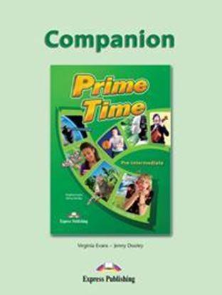 Εικόνα της PRIME TIME PRE-INTERMEDIATE COMPANIONGREECE
