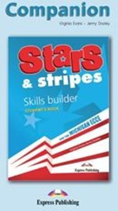 Εικόνα της STARS & STRIPES MICHIGAN ECCE SKILLS BUILDER COMPANION REVISED ( GREECE)