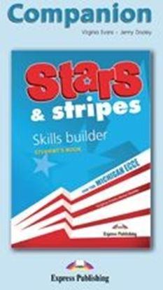 Εικόνα της STARS & STRIPES MICHIGAN ECCE SKILLS BUILDER COMPANION REVISED ( GREECE)