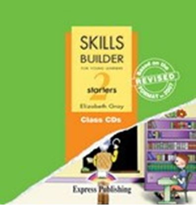 Εικόνα της SKILLS BUILDER FOR YOUNG LEARNERS STARTERS 2 CLASS CDs (SET OF 2 ) NEW