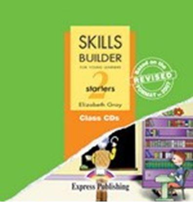 Εικόνα της SKILLS BUILDER FOR YOUNG LEARNERS STARTERS 2 CLASS CDs (SET OF 2 ) NEW