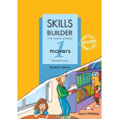 Εικόνα της SKILLS BUILDER FOR YOUNG LEARNERS MOVERS 1 BASED ON THE REVISED FORMAT FOR 2007 CLASS CDs (SET OF 3)