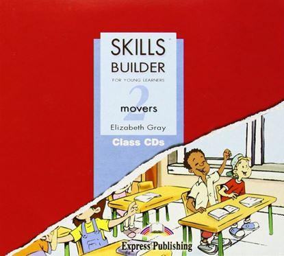 Εικόνα της SKILLS BUILDER FOR YOUNG LEARNERS MOVERS 2 BASED ON THE REVISED FORMAT FOR 2007 CLASS CDs (SET OF 2)
