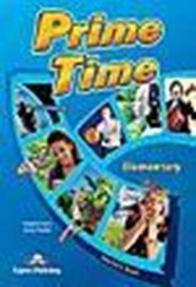 Εικόνα της PRIME TIME ELEMENTARY STUDENT'S BOOK (WITH ieBOOK) (GREECE)