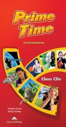 Εικόνα της PRIME TIME INTERMEDIATE CLASS CD'S SET OF 5 (INTERNATIONAL) (ΤΟ 5ο CD ΕΙΝΑΙ MULTI ROM & ΕΙΝΑΙ ΜΕΣΑ ΤΑ