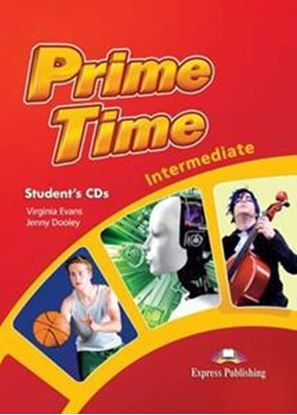 Εικόνα της PRIME TIME INTERMEDIATE STUDENT CD'S (SET OF 3) INTERNATIONAL