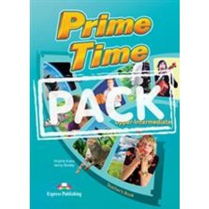Εικόνα της PRIME TIME UPPER INTERMEDIATE STUDENT'S BOOK (WITH ieBOOK,WRITIN G BOOK 1) (GREECE)