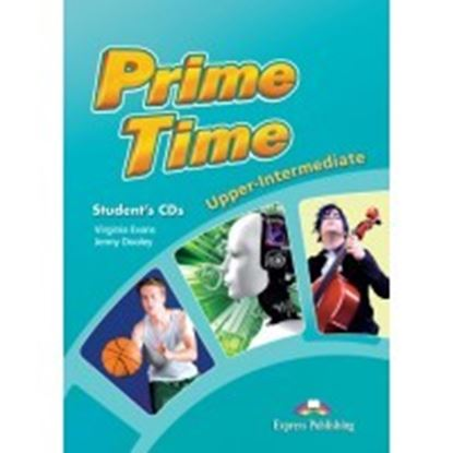 Εικόνα της PRIME TIME UPPER-INTERMEDIATE STUDENTS AUDIO CDS SET OF 4 INTERN ATIONAL