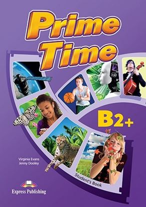 Εικόνα της PRIME TIME B2+ STUDENTS BOOK (INTERNATIONAL)