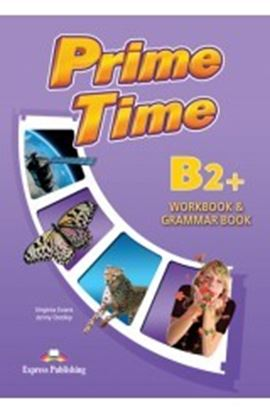 Εικόνα της PRIME TIME B2+ WORKBOOK & GRAMMAR BOOK (INTERNATIONAL)