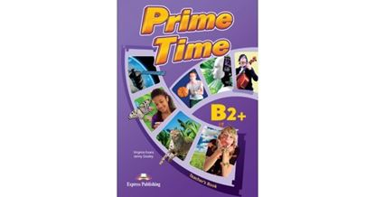 Εικόνα της PRIME TIME B2+ CLASS CDS (SET OF 8) INTERNATIONAL