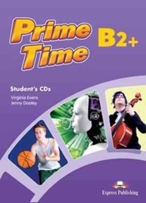 Εικόνα της PRIME TIME B2+ STUDENT CD'S (SET OF 3) INTERNATIONAL