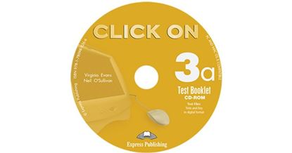 Εικόνα της CLICK ON 3a TEST BOOKLET CD-ROM