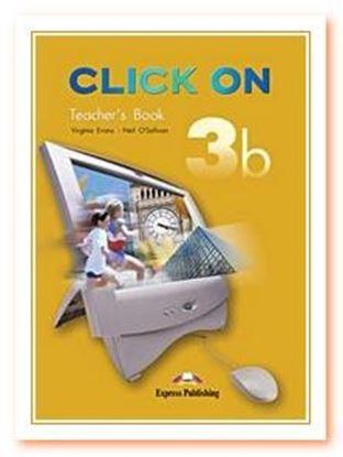 Εικόνα της CLICK ON 3b TEACHER'S BOOK (INTERLEAVE D)