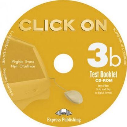 Εικόνα της CLICK ON 3b TEST BOOKLET CD-ROM