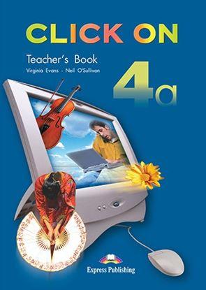 Εικόνα της CLICK ON 4a TEACHER'S BOOK (INTERLEAVE D)