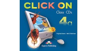 Εικόνα της CLICK ON 4a CLASS CDs (SET OF 3)