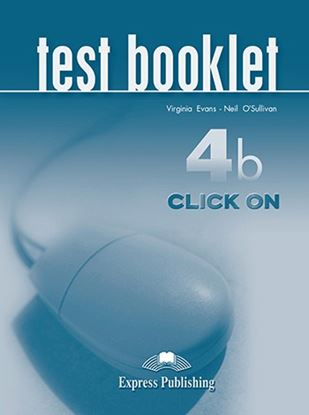 Εικόνα της CLICK ON 4b TEST BOOKLET