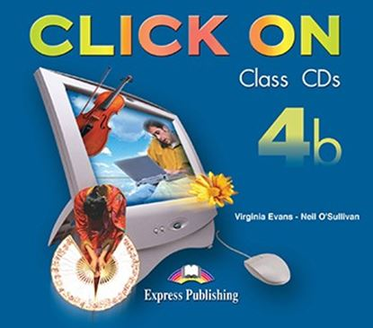 Εικόνα της CLICK ON 4b CLASS CDs (SET OF 3)