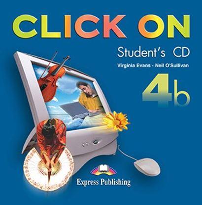 Εικόνα της CLICK ON 4b STUDENT'S CD