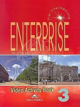 Εικόνα της ENTERPRISE 3 PRE-INTERMEDIATE DVD ACTIVITY BOOK