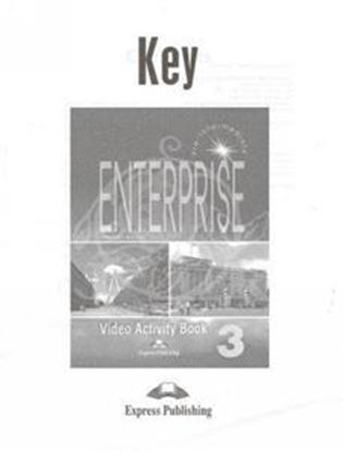 Εικόνα της ENTERPRISE 3 PRE-INTERMEDIATE VIDEO AC TIVITY BOOK KEY