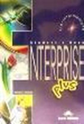 Εικόνα της ENTERPRISE 3 PLUS PRE-INTERMEDIATE COU RSEBOOK WITH CD