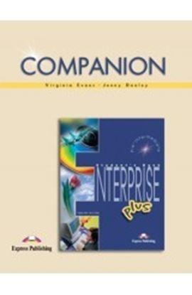 Εικόνα της ENTERPRISE 3 PLUS PRE-INTERMEDIATE STU DY COMPANION