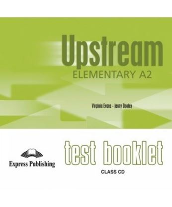 Εικόνα της UPSTREAM ELEMENTARY A2 TEST BOOKLET CL ASS CD