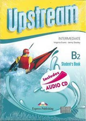Εικόνα της UPSTREAM INTERMEDIATE B2 STUDENT'S BOOK WITH CD REVISED