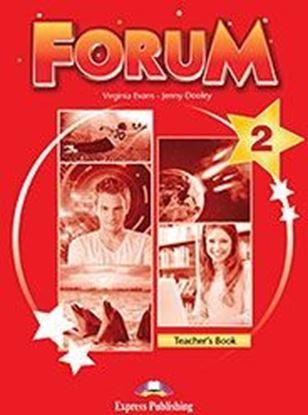 Εικόνα της FORUM 2 TEACHER'S BOOK REVISED